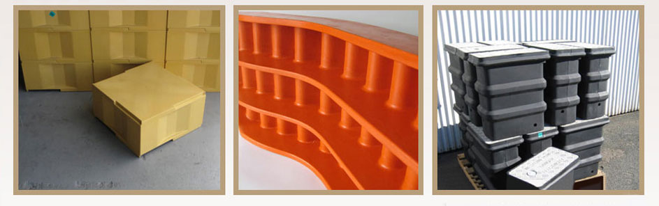 Custom moulding work